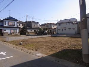川越市石原町3区画【建築条件つき売地】写真①.JPG
